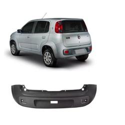 Parachoque traseiro Uno de 2011 á 2013 Cinza Parci... - Total Latas - A loja online do seu automóvel