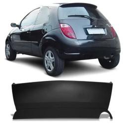Parachoque traseiro Ford Ka de 2002 á 2007 preto c... - Total Latas - A loja online do seu automóvel