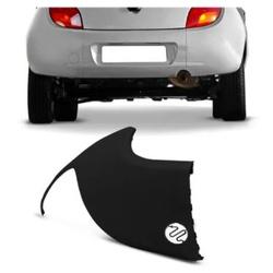 Parachoque traseiro Ford Ka até 2001 preto lado es... - Total Latas - A loja online do seu automóvel