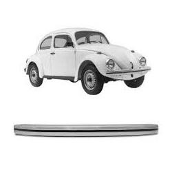 Parachoque Dianteiro Fusca 1971 em diante Cromado - Total Latas - A loja online do seu automóvel