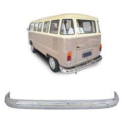 Parachoque Traseiro Kombi 1500, Cliper até 1997 Cr... - Total Latas - A loja online do seu automóvel
