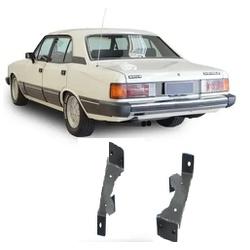 Suporte do Parachoque Caravan 1985 até 1990 Trasei... - Total Latas - A loja online do seu automóvel