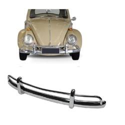 Parachoque Dianteiro Fusca até 1970 Conjunto Monta... - Total Latas - A loja online do seu automóvel