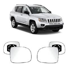 Lente Retrovisor Jeep Compass 2016 em Diante - Total Latas - A loja online do seu automóvel
