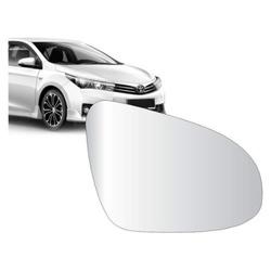 Lente do Retrovisor Corolla 2015 em diante (TopMix - Total Latas - A loja online do seu automóvel