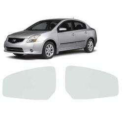 Lente Retrovisor Sentra 2010 á 2011 (Originla) - Total Latas - A loja online do seu automóvel