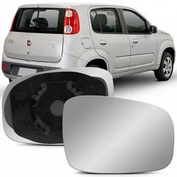 Lente Retrovisor Uno 2010 Em Diante (Original) - Total Latas - A loja online do seu automóvel