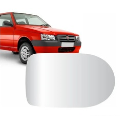Lente Retrovisor Uno Economy 2011 Em Diante (Origi... - Total Latas - A loja online do seu automóvel