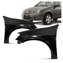 Paralama Celta e Prisma 2006 até 2011 - Total Latas - A loja online do seu automóvel