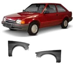 Paralama Escort, Verona e Apollo 1987 até 1992 - Total Latas - A loja online do seu automóvel