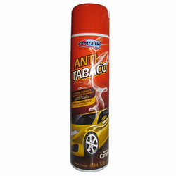 Tira cheiro Anti-Tabaco Spray 400ML - Total Latas - A loja online do seu automóvel