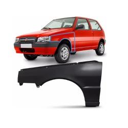 Paralama Uno E Fiorino 2004 á 2009 - Total Latas - A loja online do seu automóvel