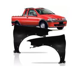 Paralama Strada E Week 2001 á 2004 - Total Latas - A loja online do seu automóvel