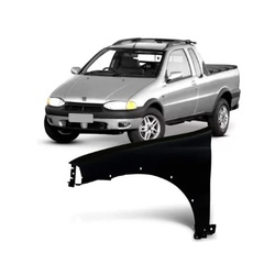 Paralama Strada E Week 96 á 2000 - Total Latas - A loja online do seu automóvel