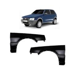 Paralama Uno E Fiorino 2004 á 2009 Mod Way - Total Latas - A loja online do seu automóvel