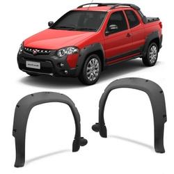 Moldura do Paralama Strada Adventure Locker 2008 a... - Total Latas - A loja online do seu automóvel