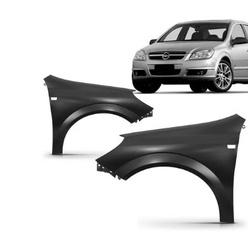 Paralama Vectra 2006 á 2008 Com Furo - Total Latas - A loja online do seu automóvel