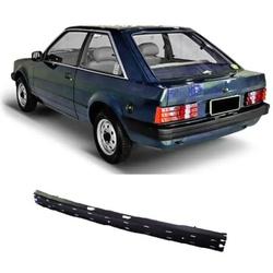Parachoque Traseiro Escort até 1986 Ferro Com Furo... - Total Latas - A loja online do seu automóvel