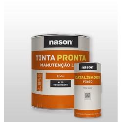 EPOXI CINZA CLARO N-6,5 NASON C/CATALISADOR 3,6 LT - TOTAL TINTAS DISTRIBUIDORA