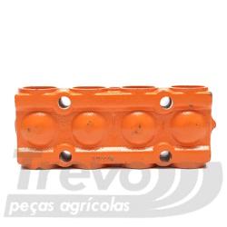 Cabeçote Bomba JP 100 911834 - TREVO PEÇAS