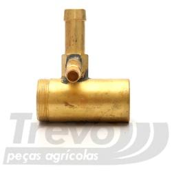 Corpo do Regulador de Pressão do PH Antigo 602425 - TREVO PEÇAS
