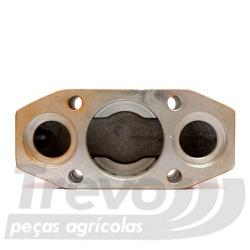 Cabeçote da Bomba JP 402 607838 Alumínio - TREVO PEÇAS