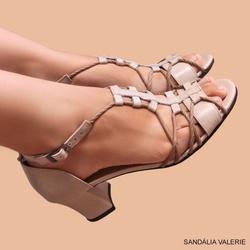 SANDÁLIA VALERIE OFF-WHITE