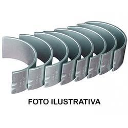 Bronzina de biela 1,50 Fusca, TL, Kombi, SP2, Brasilia, Kombi, Variant, Gol 1300, 1500, 1600 refrigerado a ar - 18192 - AUTOPEÇAS TUNICAR