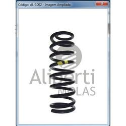 Par de molas suspensão dianteira Ranger 4.0 V6 1994/2002 - AL1002 - AUTOPEÇAS TUNICAR