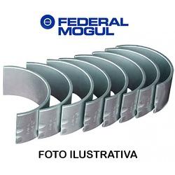 Bronzina de biela 1,50 Fusca, TL, Kombi, SP2, Brasilia, Kombi, Variant, Gol 1300, 1500, 1600 refrigerado a ar - 42930RA ... - AUTOPEÇAS TUNICAR