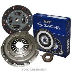 Kit de embreagem F1000, F2000 e F4000 até 1992 exceto Turbo - 3000954331 - AUTOPEÇAS TUNICAR