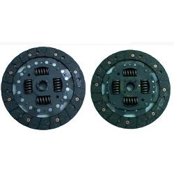 Disco embreagem F1000 1996/ motor Maxion 2.5 HS. Diametro 252mm e 10 estrias. - 325080010 - AUTOPEÇAS TUNICAR