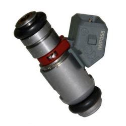 Bico injetor Gol e Parati 1.0 8V 1997 a 2003 à gasolina. Gravado no bico IWP058. - 50102202 - AUTOPEÇAS TUNICAR