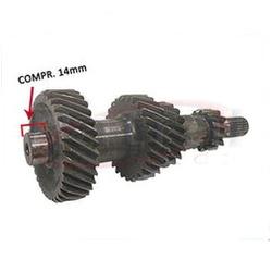 Eixo Carretel F1000 1993 a 1994, A20 e C20 1993 a 1994 todas com cambio Clark CL2205 5 marchas. 13/19/27/34 dentes. Nume... - AUTOPEÇAS TUNICAR