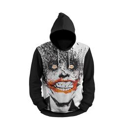 Moletom Morcego Full Print 3d com Capuz Unissex -... - Use Thuco