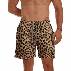 Short Praia Masculino Animal Print Use Thuco - SH... - Use Thuco