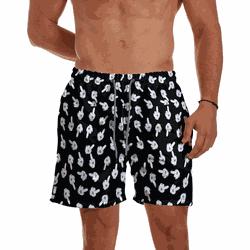 Short Praia Masculino Mk Dedos Use Thuco - SH0085 - Use Thuco
