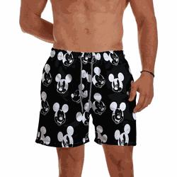 Short Praia Masculino Mk Caras Use Thuco - SH0170 - Use Thuco