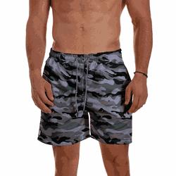 Short Praia Masculino Camuflado Use Thuco - SH051 - Use Thuco