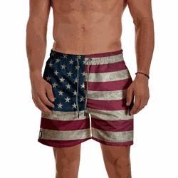Short Praia Masculino USA Use Thuco - SH0914 - Use Thuco