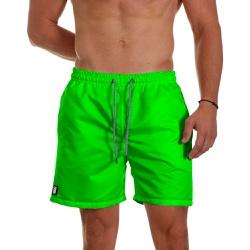 Short Praia Masculino Verde Liso Use Thuco - SH10... - Use Thuco
