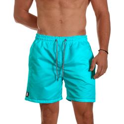 Short Praia Masculino Azul Piscina Use Thuco - SH1... - Use Thuco