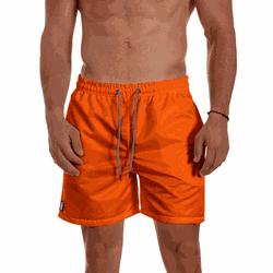 Short Praia Masculino Laranja Use Thuco - SH1123 - Use Thuco
