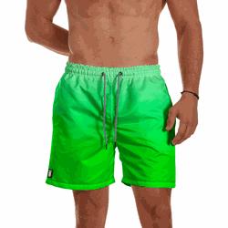 Short Praia Masculino Verde Neon Use Thuco - SH112 - Use Thuco