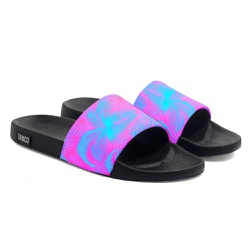 Chinelo Slide Unissex Floral Rosa Use Thuco - CH05... - Use Thuco