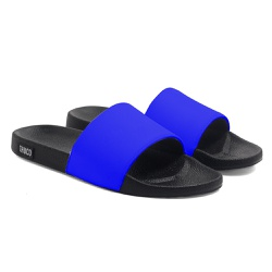 Chinelo Slide Unissex Liso Azul Azul - CH1055 - Use Thuco