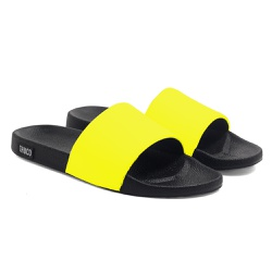 Chinelo Slide Unissex Amarelo Liso Use Thuco - CH1... - Use Thuco