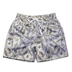 Short Praia Infantil Dólar Use Thuco - IN0905 - Use Thuco
