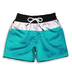Short Praia Infantil Young Green Use Thuco - IN101 - Use Thuco