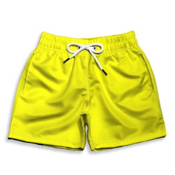 Short Praia Infantil Yellow Use Thuco - IN1058 - Use Thuco